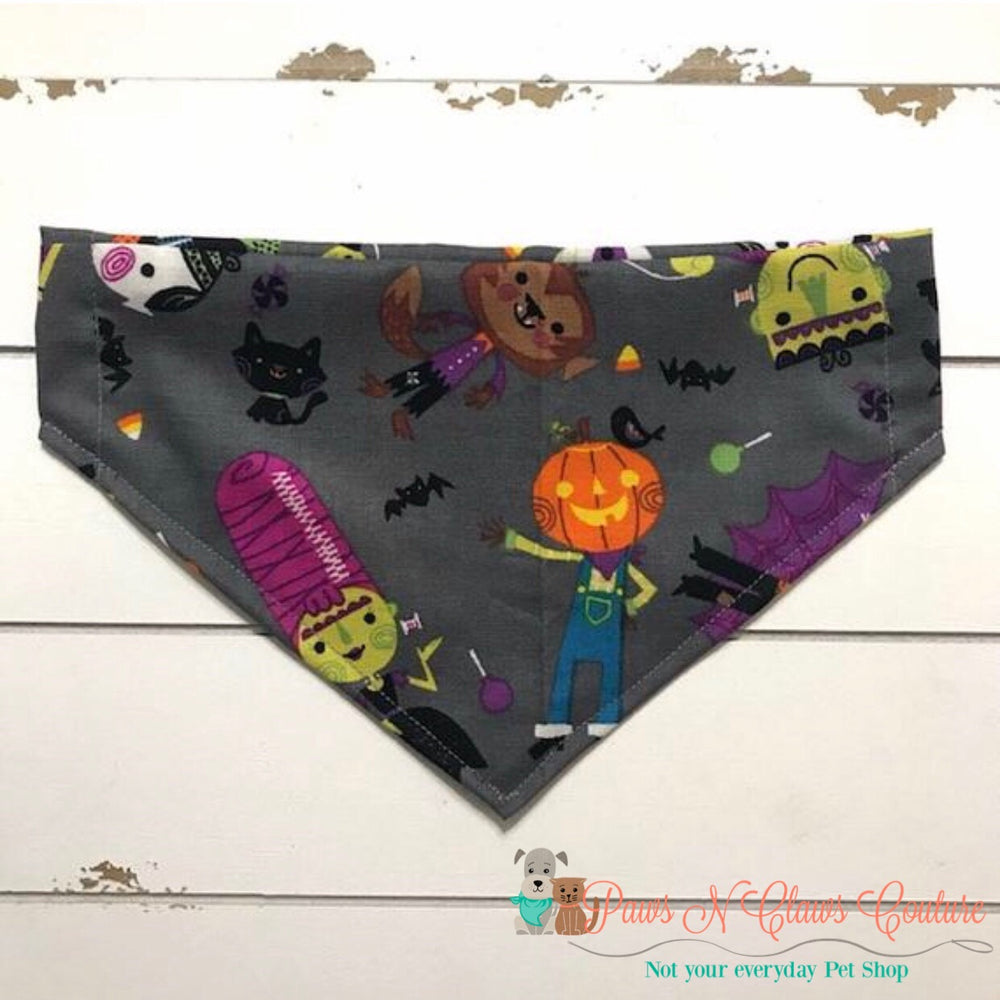 Halloween parade Bandana - Paws N Claws Couture