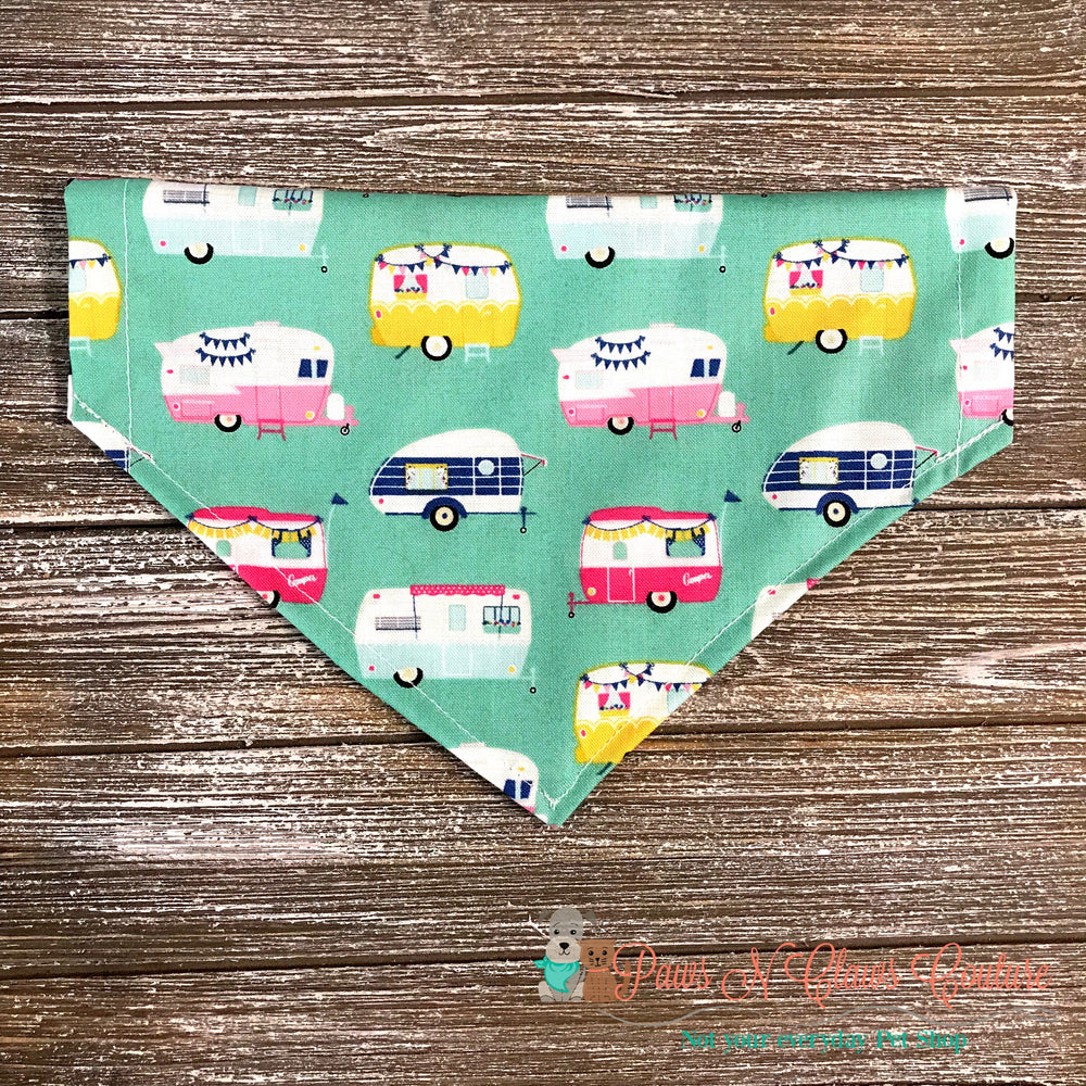 Reversible RV and off-roading Bandana