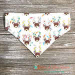 Fall deer Bandana - Paws N Claws Couture