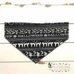 Halloween party Bandana - Paws N Claws Couture