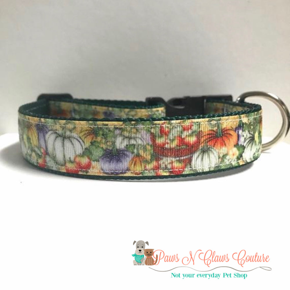 "1"" Orchard Dog Collar - Paws N Claws Couture"
