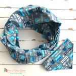 Winter weather infinity Scarf or Bandana