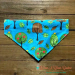 Fall trees Bandana - Paws N Claws Couture