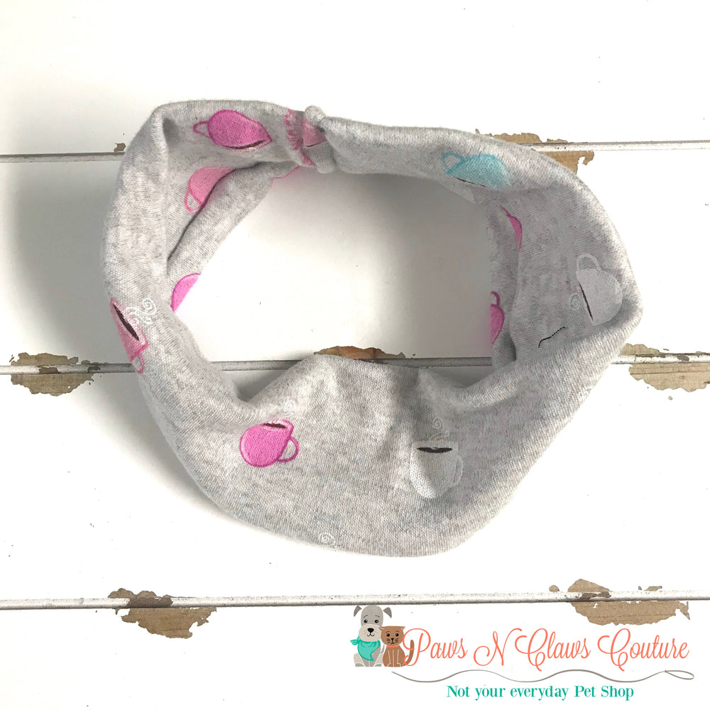 Coffee Headband - Paws N Claws Couture