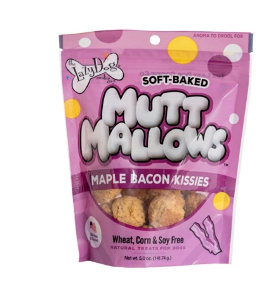 Maple Bacon Kissies
