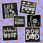 Pet Vinyl Decals