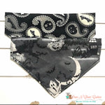Reversible halloween night Bandana