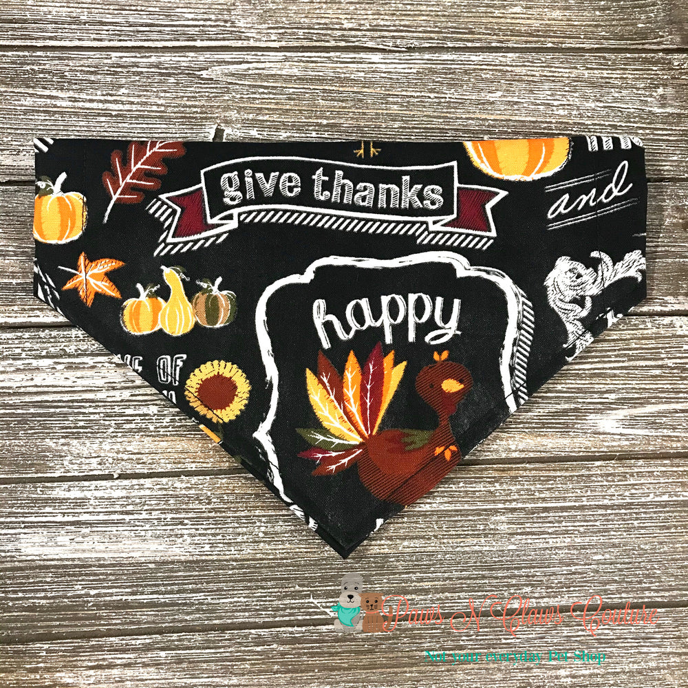 Give thanks Bandana