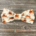 Reindeer Bow Tie - Paws N Claws Couture