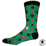 Aces and Deuces Socks