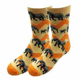 Elephant Kids Socks