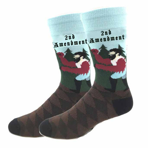 Classic Bigfoot Socks