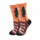 More Trees Socks