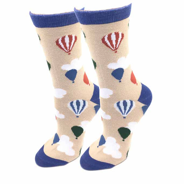 Hot Air Balloon Socks
