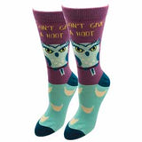 Don't Give a Hoot Socks