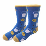 Chocolate Chip Cookie Kids Socks