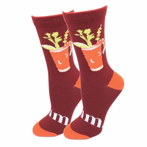 Autumn Leaves Socks