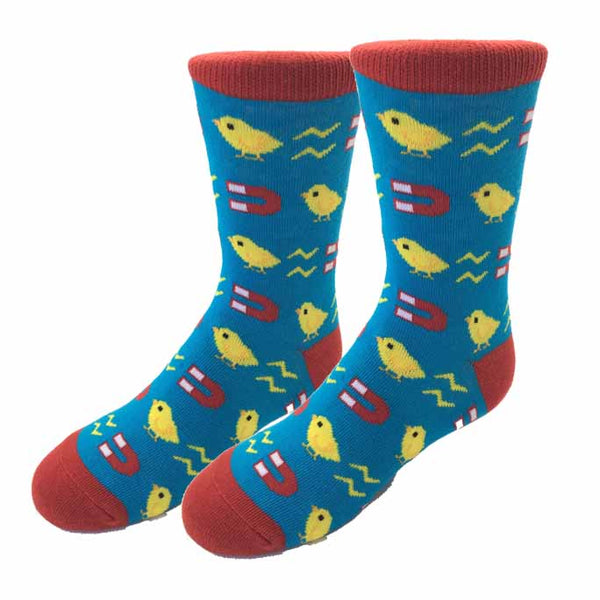Chick Magnet Kids Socks