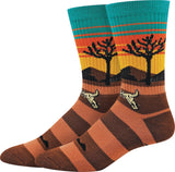 Joshua Tree Active Socks