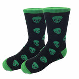 Alien Kids Socks