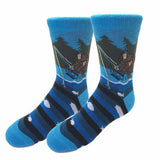 Lil Bigfoot Fishing Socks