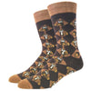 Squirrel Nut Socks