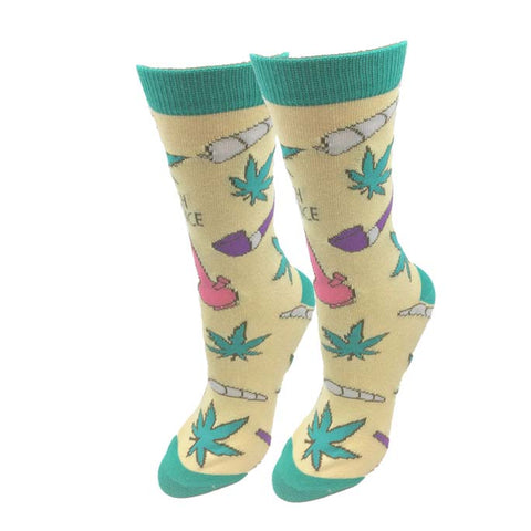 Kind of a Big Dill Socks