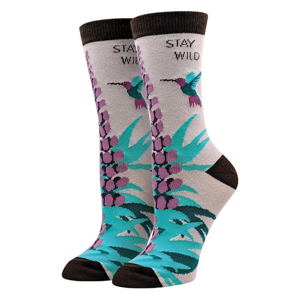 Stay Wild Socks