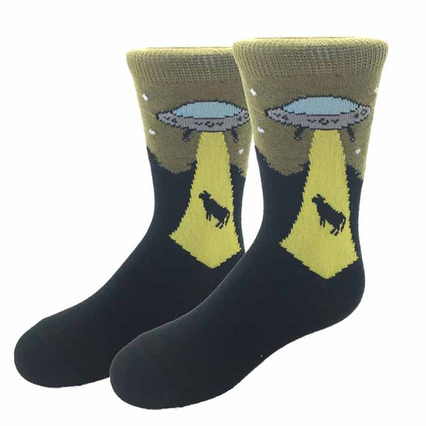 Lil UFO Bigfoot Socks