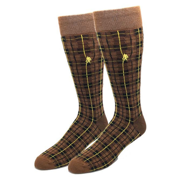 Bamboo Highland Socks