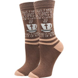 Women's Coffee Jesus Socks