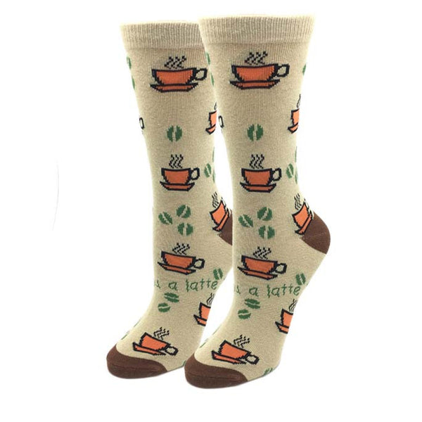 I like you a Latte Socks