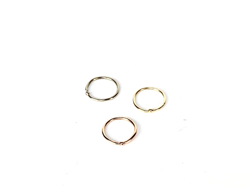 Juliette nose rings
