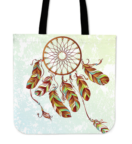 Native American Dream Catcher Feathers
