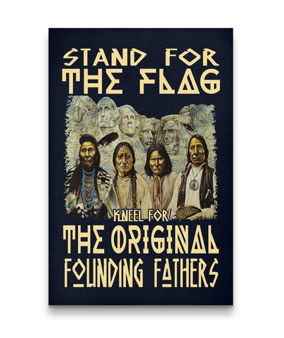 The Original Founding Fathers Canvas