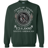 Trail Of Tears 1828-1838 Sweater