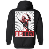 Native Disobey Archer Hoodies - Back Print