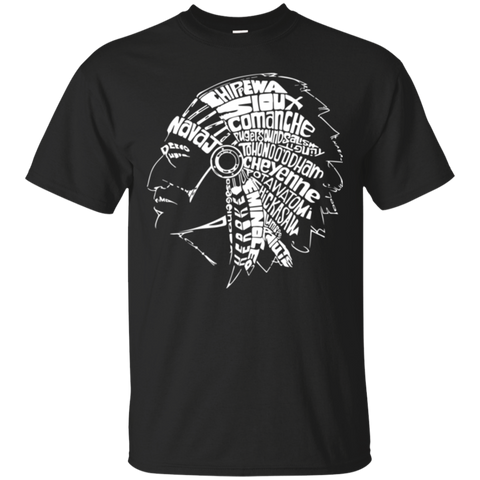 Native Headdress Shirt