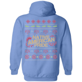 Native American Pride Hoodies - Back Print