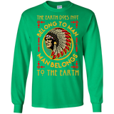 Native Belong To The Earth