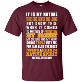 Native Inspired Nature Family