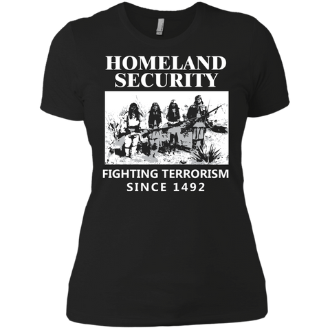 Ladies Homeland Security Since 1492