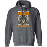 Nature Is My Religion Hoodies - Front Print