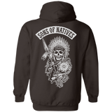 Native Inspired Sons Hoodies - Back Print