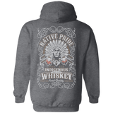 Indigenous Inspired Whiskey - Back Print