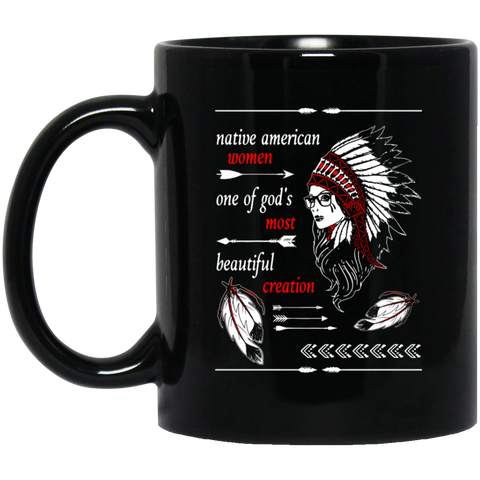 Native American Women Mug