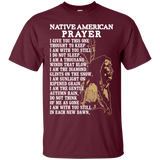 Gold Native Inspired Prayer