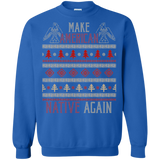 Make Native American Again Sweater