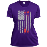 Ladies Native Inspired Arrows Flag