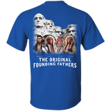 The Original Founding Father - Back Print